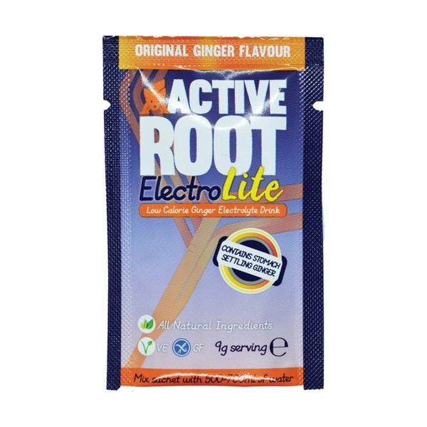 Ginger Electrolite Gluten Free, Vegan