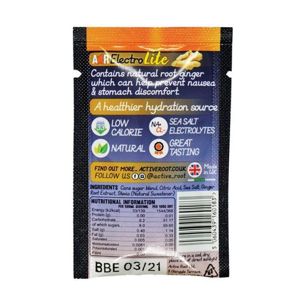 Ginger Electrolite Gluten Free, Vegan image 2