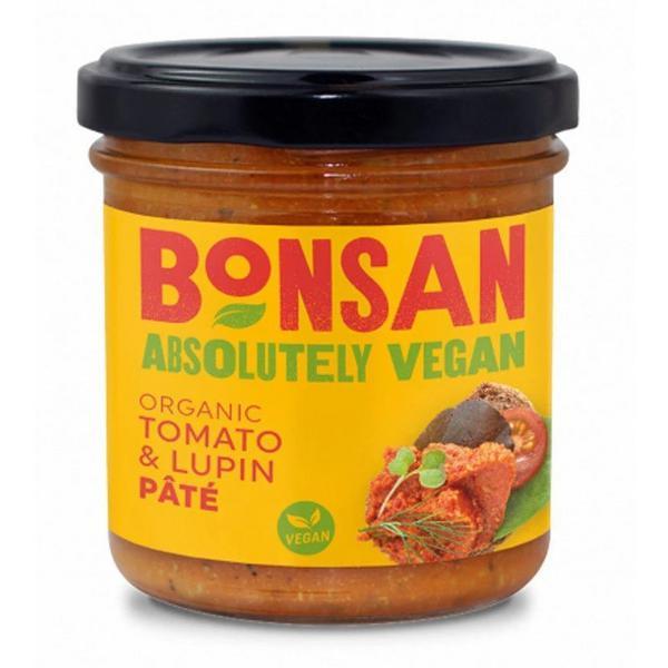 Tomato & Lupin Pate Vegan, ORGANIC