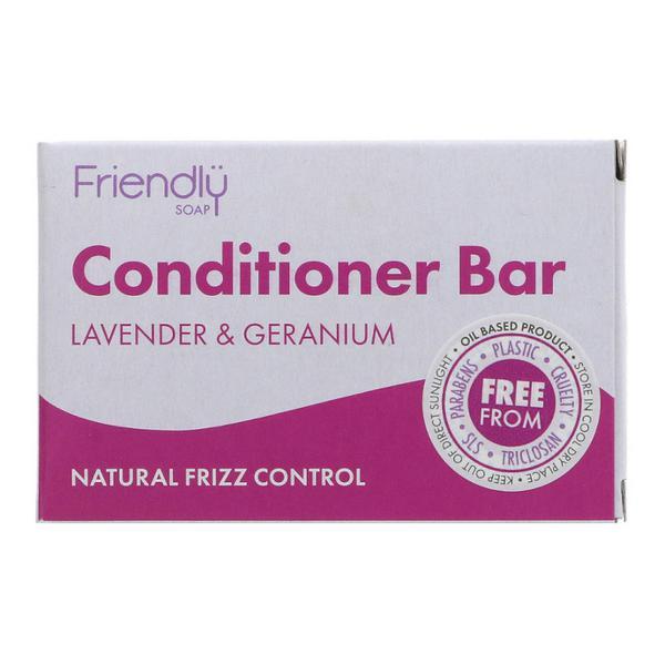 Lavender & Geranium Conditioner Bar Vegan