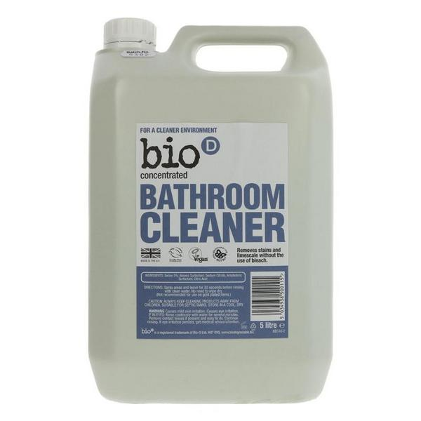 Concentrated Bathroom Cleaner