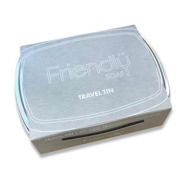 Soap Travel Tin Vegan