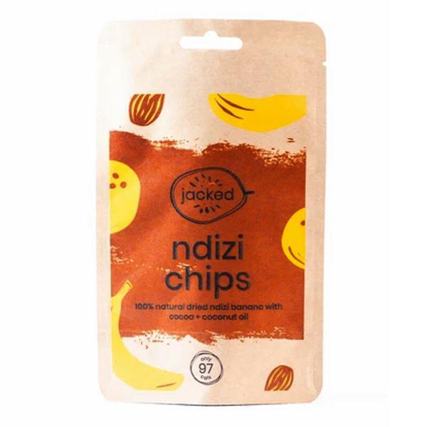 Ndizi Banana Chips Gluten Free, Vegan, ORGANIC