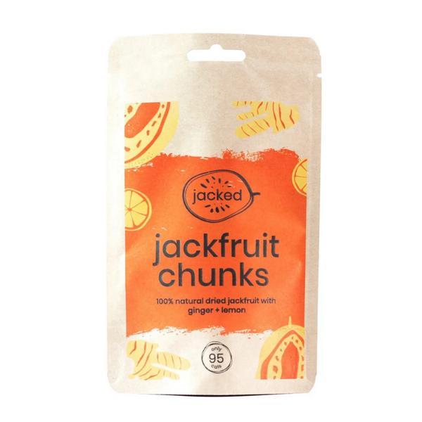 Ginger & Lemon Jackfruit Chunks Gluten Free, Vegan
