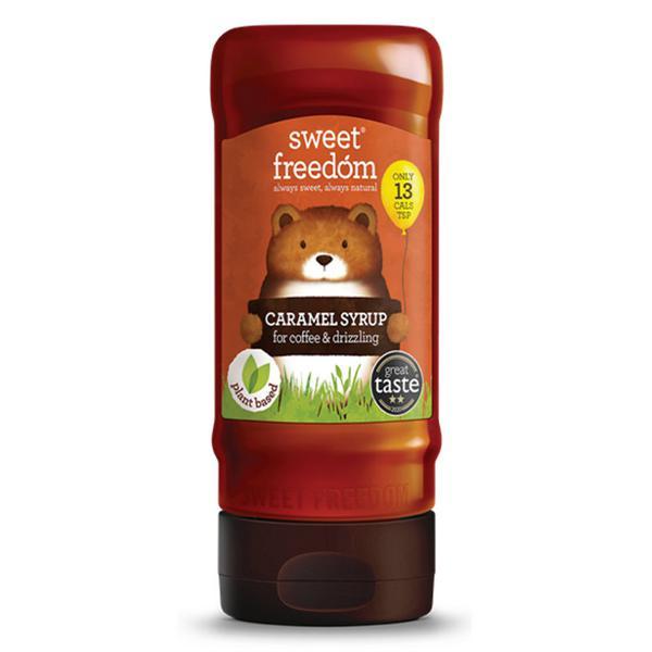 Caramel Syrup Vegan
