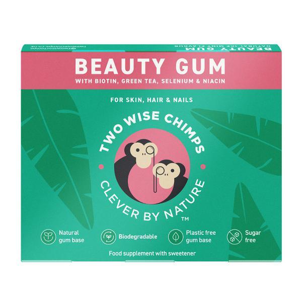Beauty Chewing Gum sugar free, Vegan