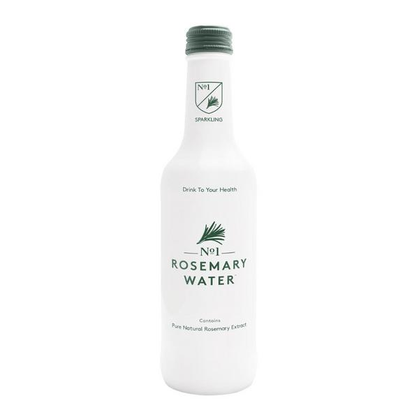 Sparkling Rosemary Water Botanical