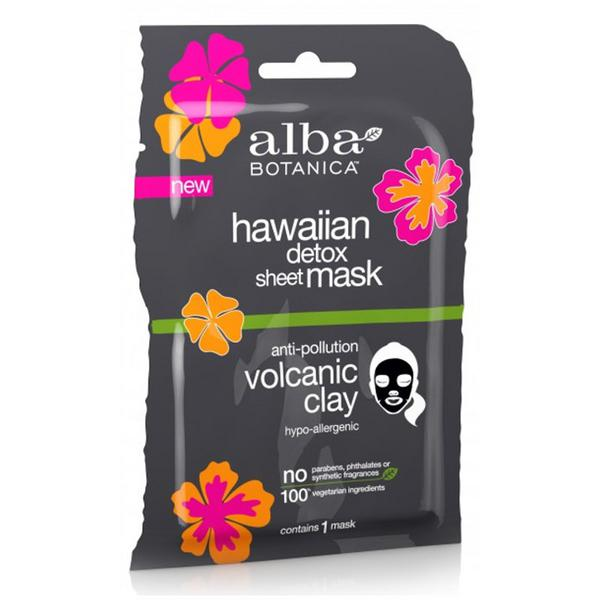 Hawaiian Volcanic Clay Face Mask Vegan, ORGANIC