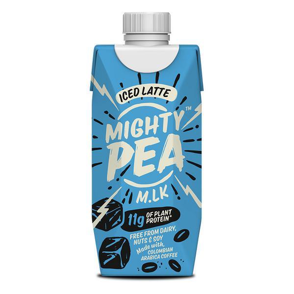 Iced Latte Milk Vegan