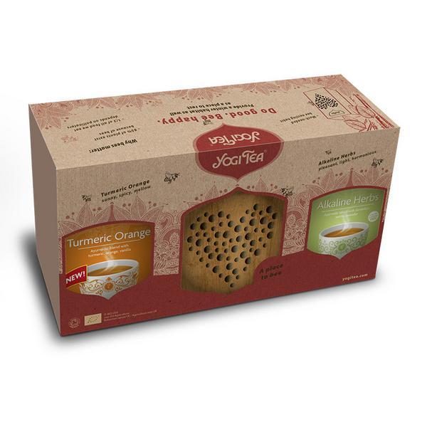 Bee Hotel Gift Set Gluten Free, Vegan, ORGANIC