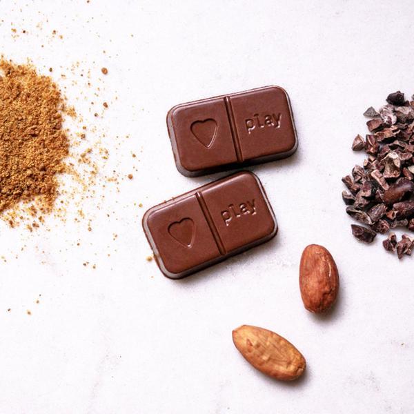 Peruvian Dark Chocolate Vegan, ORGANIC image 2