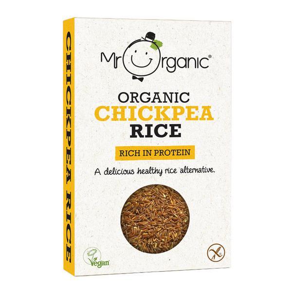 Chickpeas Rice ORGANIC