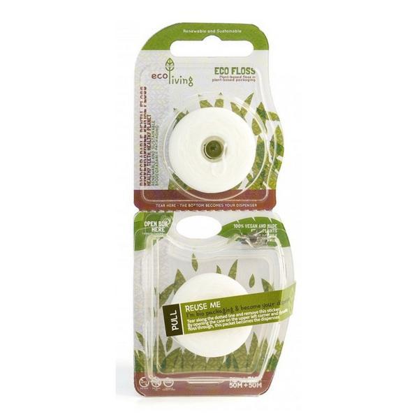 Eco Dental Floss 2 pack Refill Vegan