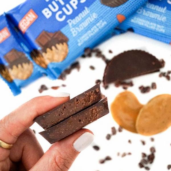Peanut Brownie Butter Cups Vegan image 2