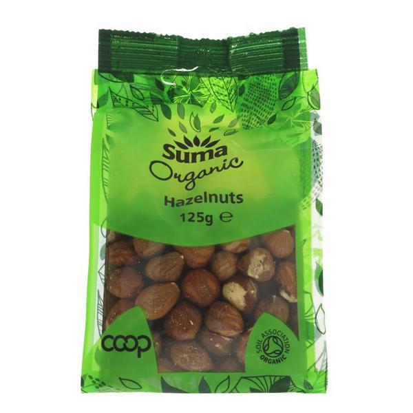 Hazelnuts Vegan, ORGANIC