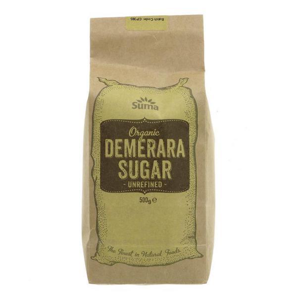 Demerara Sugar Vegan, ORGANIC