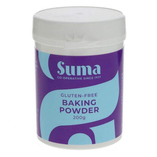 Baking Powder Gluten Free, Vegan