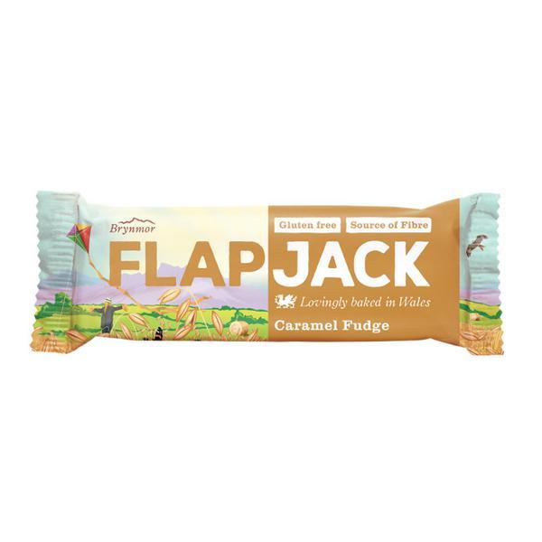 Caramel Fudge Flapjack Gluten Free