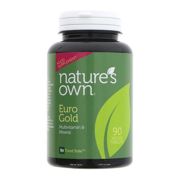 Euro Gold Multi Vitamins Vegan