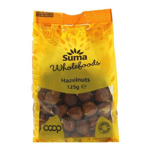 Hazelnuts Vegan