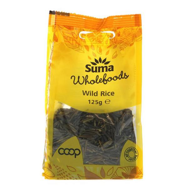 Wild Rice Vegan