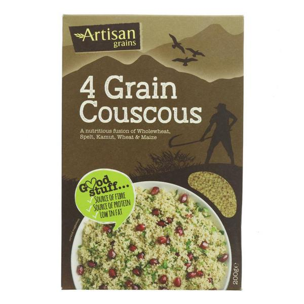 4 Grain Cous Cous Vegan