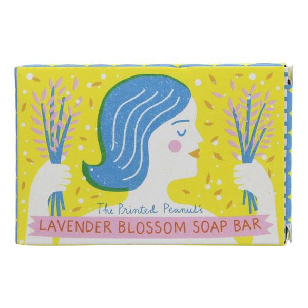 Lavender Blossom Soap Bar