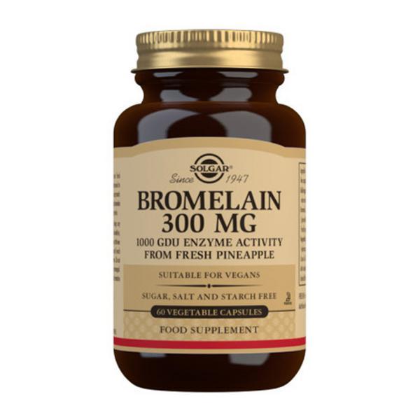 Bromelain 300mg Digestive Aid