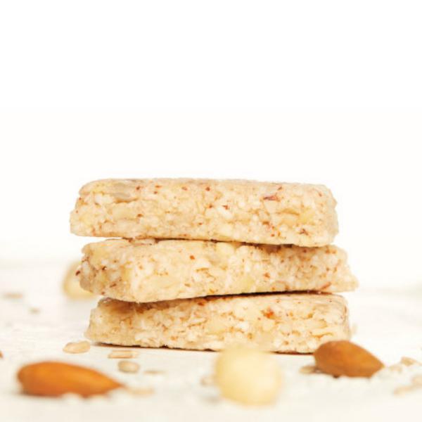 Coconut & Macadamia Snackbar Gluten Free, Vegan image 2