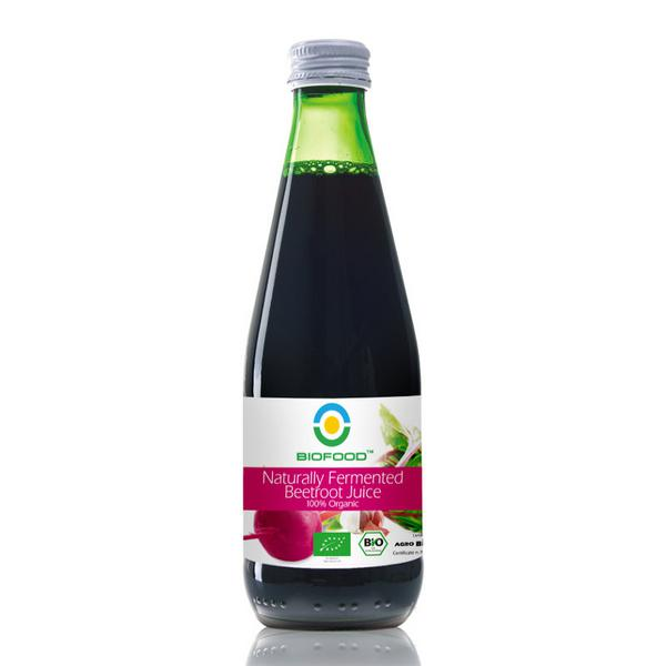 Fermented Beetroot Juice Gluten Free, Vegan, ORGANIC