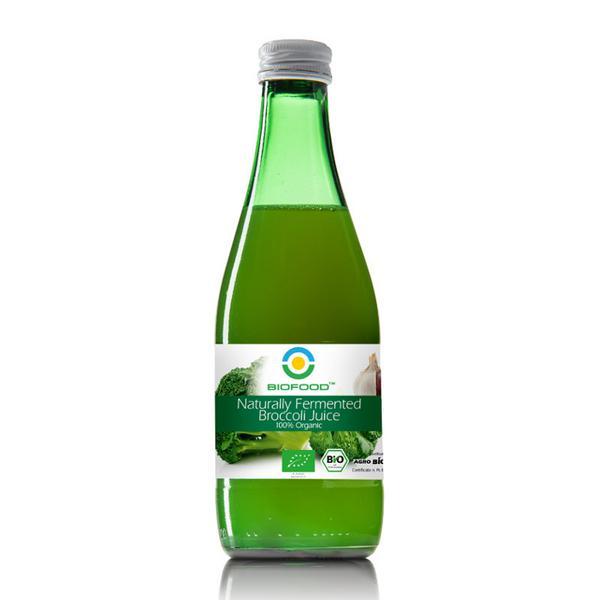 Fermented Broccoli Juice Gluten Free, Vegan, ORGANIC