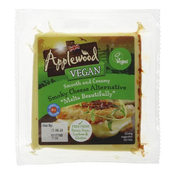 Smoky Cheese Alternative Gluten Free, Vegan