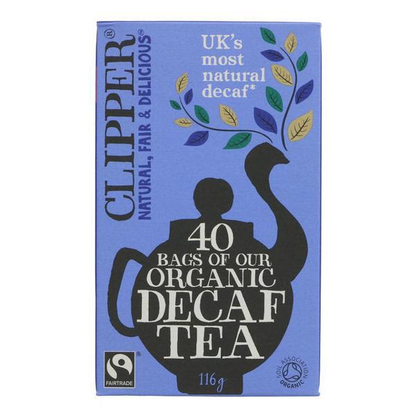 Decaffeinated Black Tea Vegan, ORGANIC