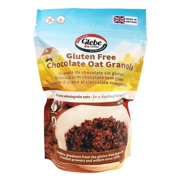 Chocolate Oat Granola Gluten Free