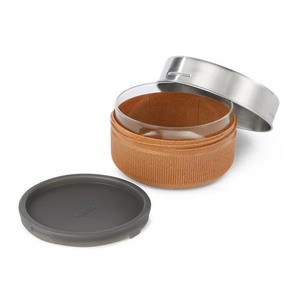 Almond Glass Lunch Bowl Vegan image 2