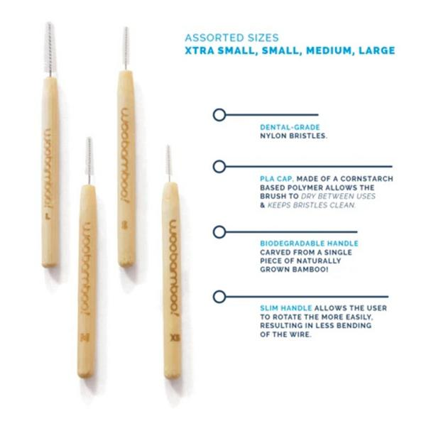 Assorted Size Interdental Brush Tooth Picks  image 2