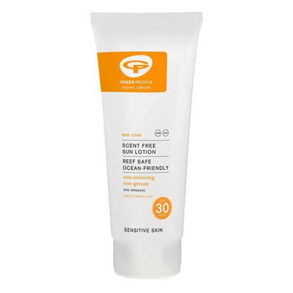 Sunscreen SPF 30 Scent Free Travel Size ORGANIC