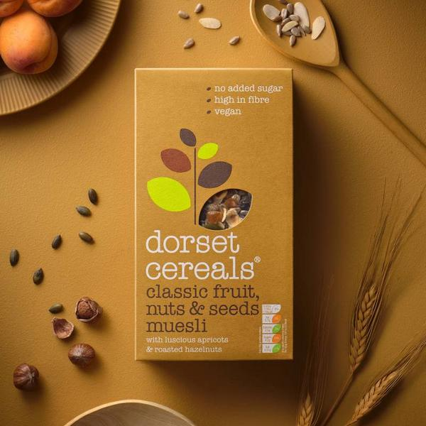 Classic Fruit,Nuts & Seeds Muesli Vegan image 2