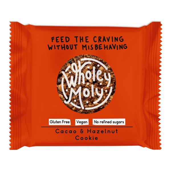 Cacao & Hazelnut Cookie Gluten Free, Vegan