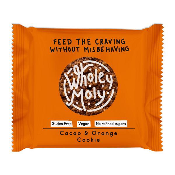Cacao & Orange Cookie Gluten Free, Vegan