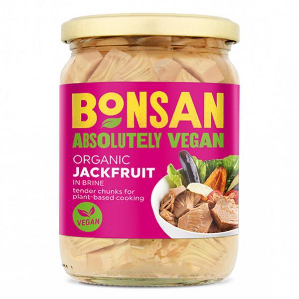 Jackfruit Vegan, ORGANIC
