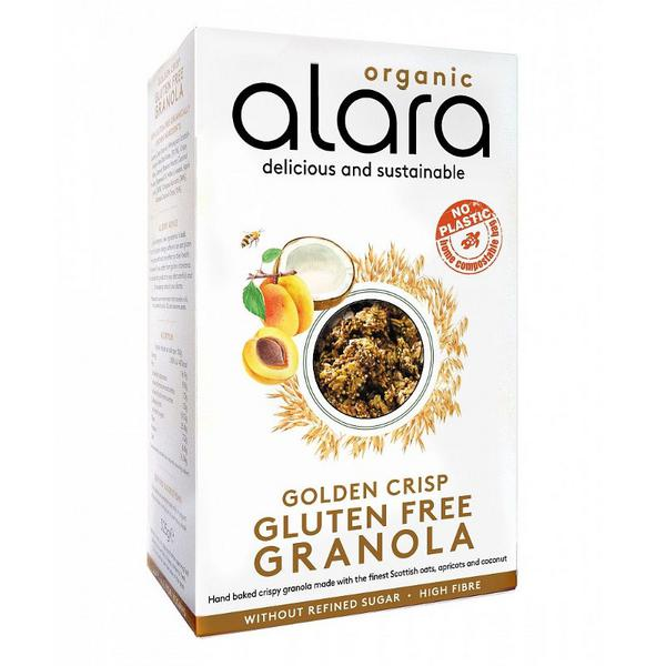 Golden Crisp Granola Gluten Free, Vegan