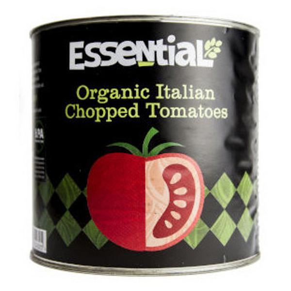 Chopped Italian Tomatoes Gluten Free, Vegan, ORGANIC