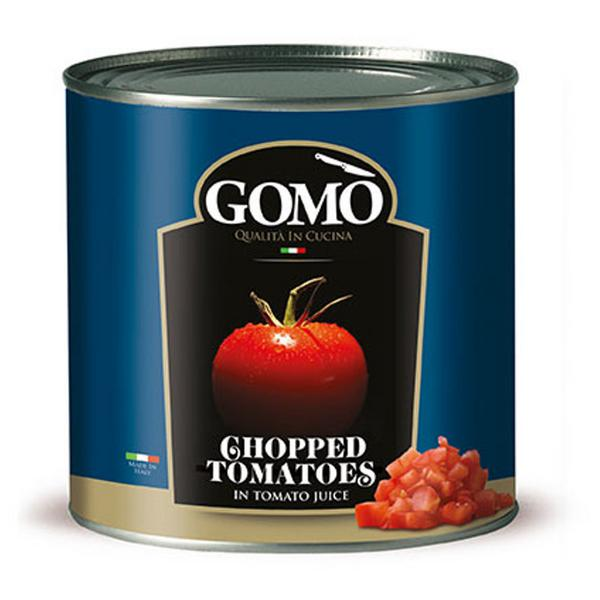 Chopped Tomatoes Gluten Free, Vegan, ORGANIC