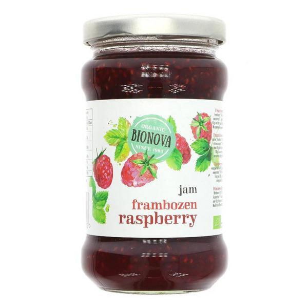 Raspberry Jam Vegan, ORGANIC
