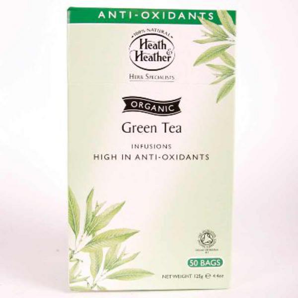 Green Tea ORGANIC image 2