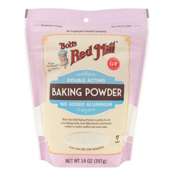 Baking Powder Gluten Free, Vegan