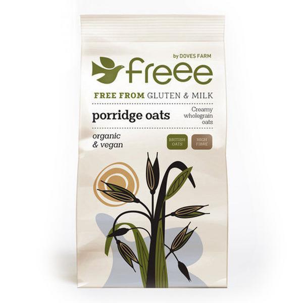 Oats Porridge Freee Gluten Free, Vegan, ORGANIC