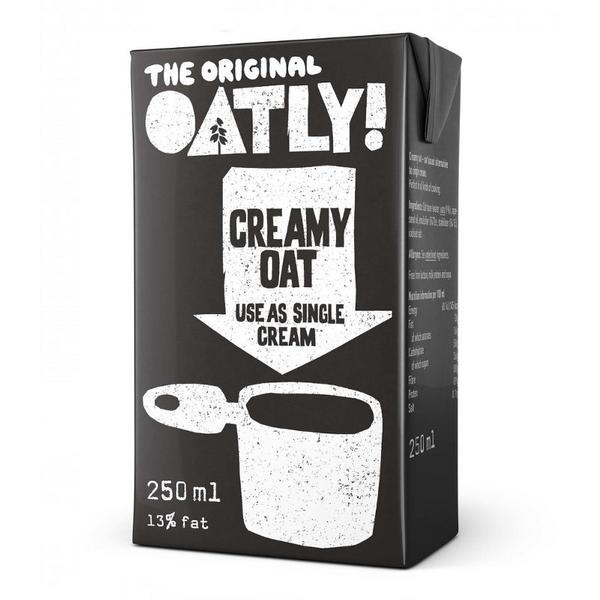 Creamy Oat Single Cream Vegan