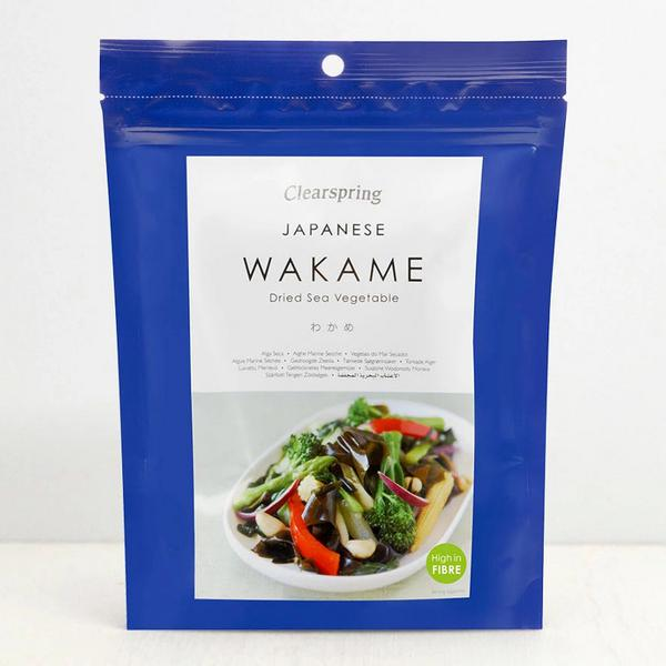 Japanese Wakame Dried Sea Vegetables